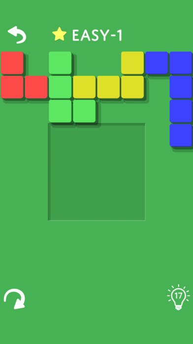 Block Puzzle COLORのスクリーンショット_1