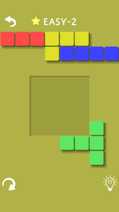 Block Puzzle COLORのスクリーンショット_3