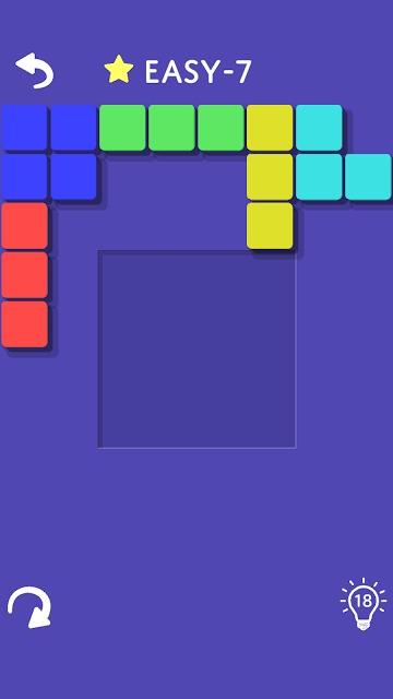 ブロックパズルカラーのスクリーンショット_4