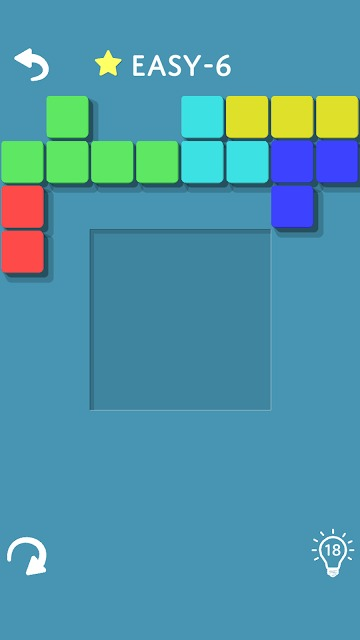 ブロックパズルカラーのスクリーンショット_5