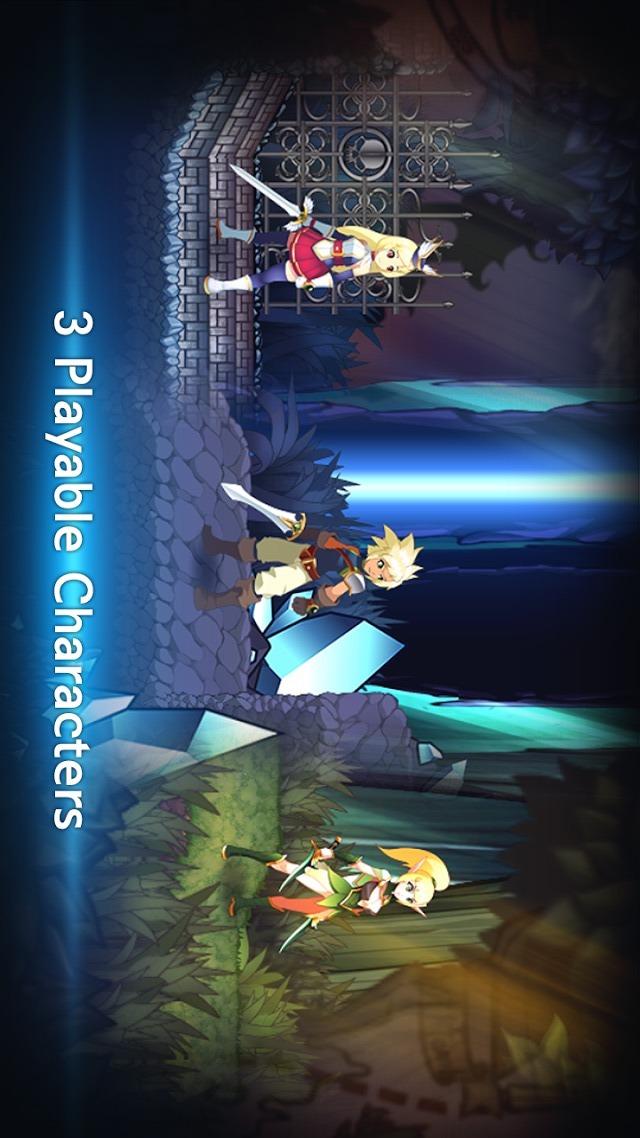 Arcane Soulのスクリーンショット_2