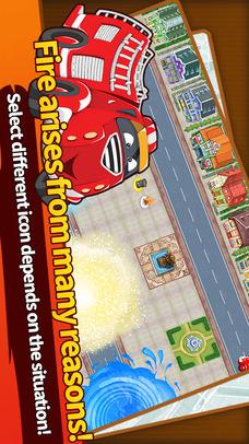 Ray's Fire Stationのスクリーンショット_4