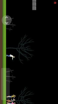 ラストゾンビ【死にゲー】2Dアクションゲームのスクリーンショット_2