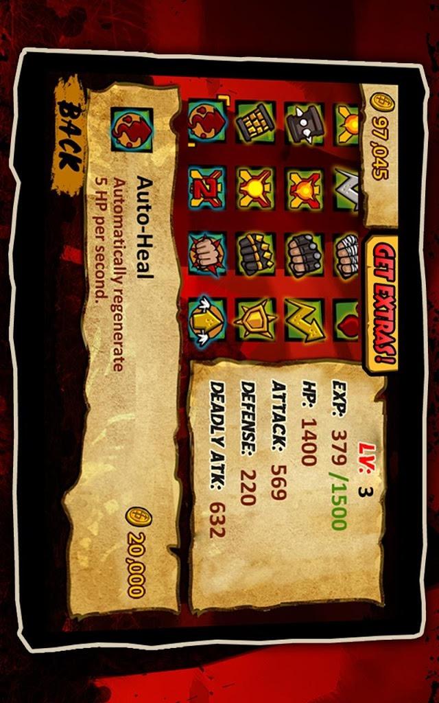 KungFu Warriorのスクリーンショット_5