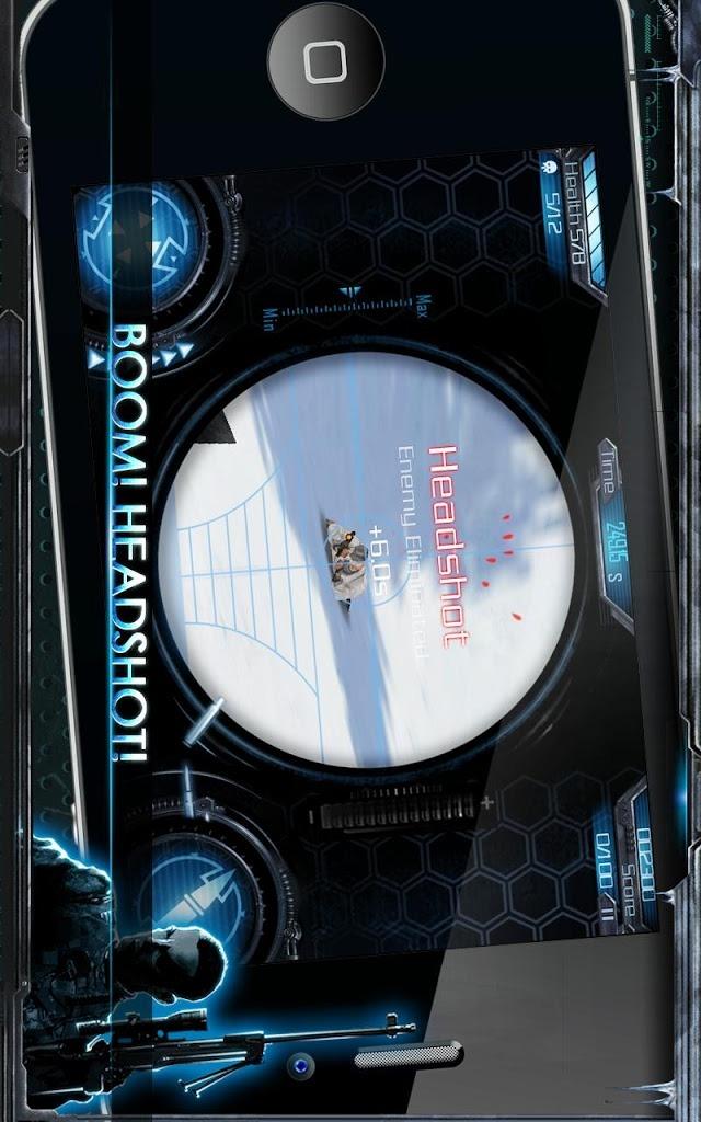 スナイパー3D 北極での戦争のスクリーンショット_2