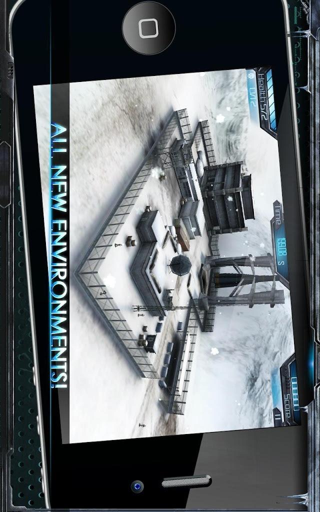 スナイパー3D 北極での戦争のスクリーンショット_3