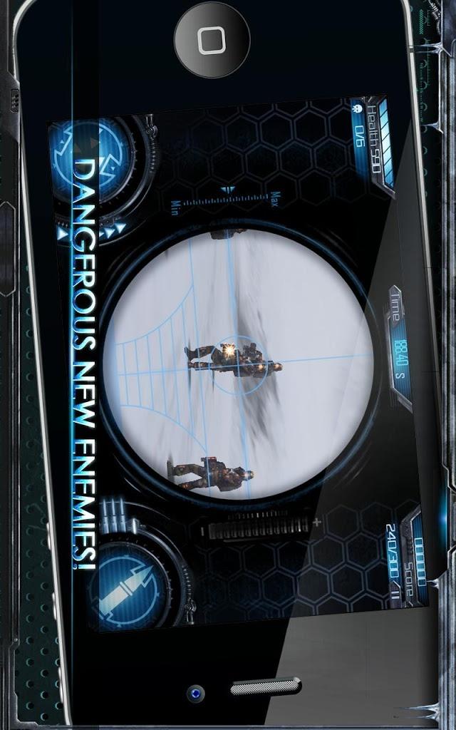 スナイパー3D 北極での戦争のスクリーンショット_4