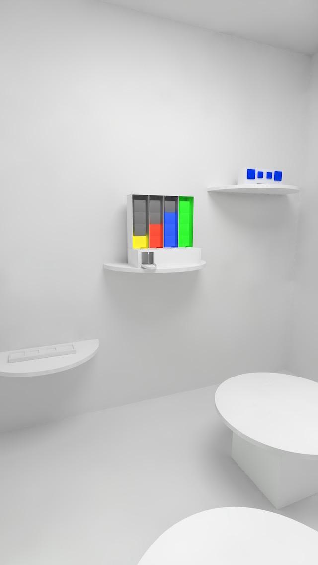 脱出ゲーム-Solid-のスクリーンショット_5