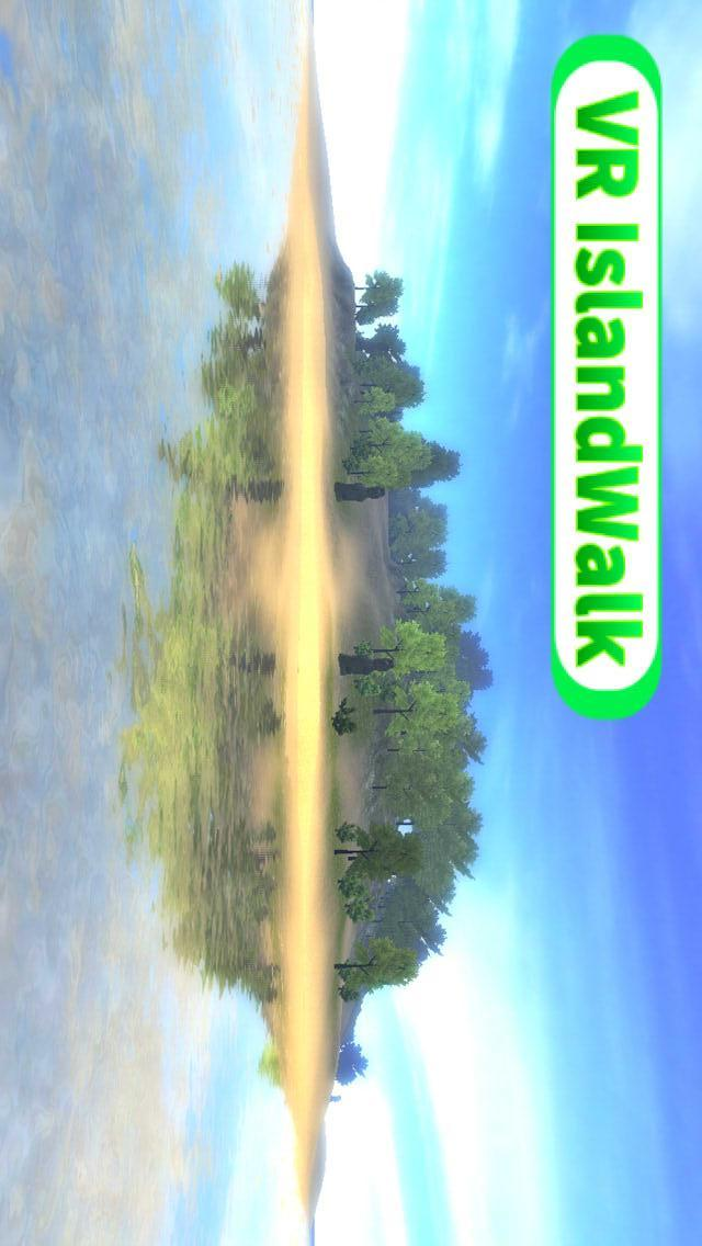 VR IslandWalk(Unreleased)のスクリーンショット_1