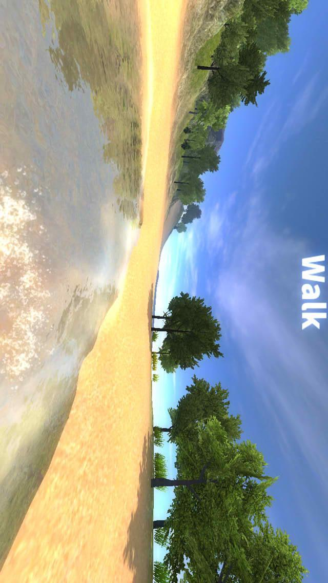 VR IslandWalk(Unreleased)のスクリーンショット_3