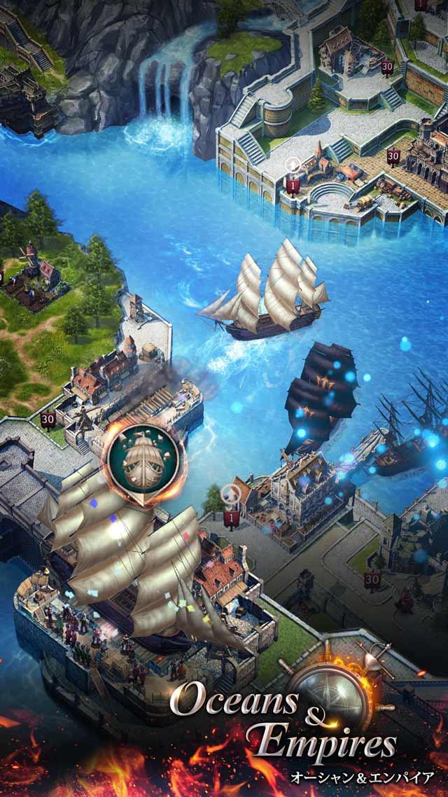 オーシャン&エンパイア: Oceans & Empiresのスクリーンショット_2