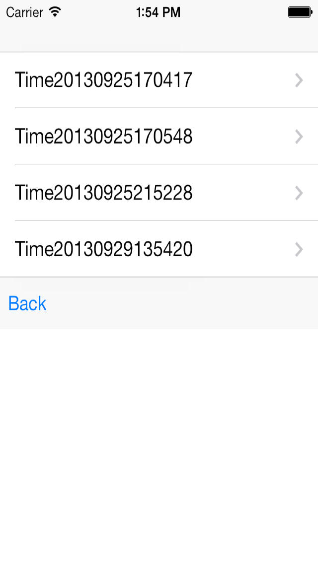 タイムキーパー 複数人用のスクリーンショット_3