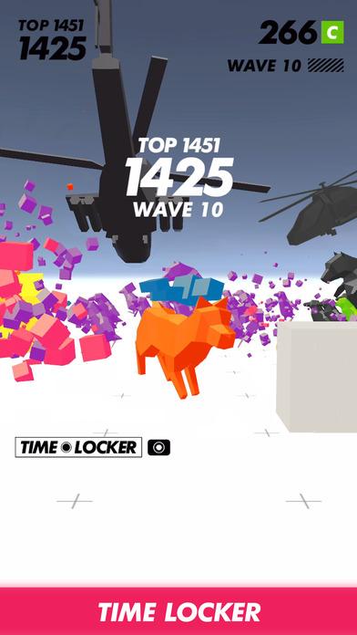 TIME LOCKER - Shooterのスクリーンショット_5