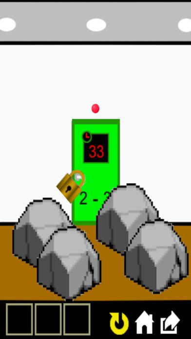 クイック脱出 (1) 〜時間内に脱出せよ!〜のスクリーンショット_3