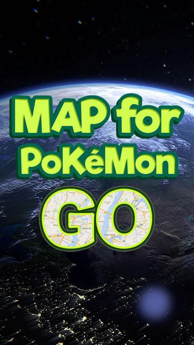 Maps for POKEMONのスクリーンショット_1