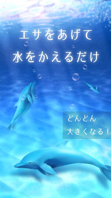 イルカ育成ゲーム(癒しのリラクゼーション編)のスクリーンショット_2