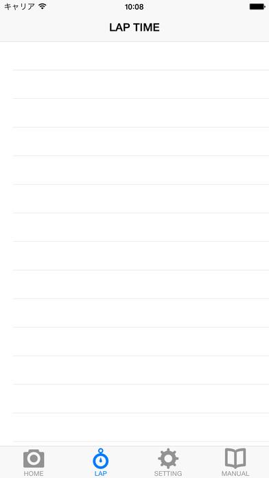 ラジコンラップタイム測定アプリ RC LapTimerのスクリーンショット_2