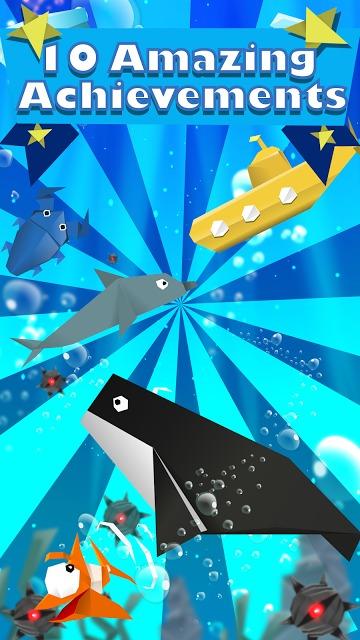 Ori the Origami Fishのスクリーンショット_3