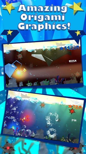 Ori the Origami Fishのスクリーンショット_5