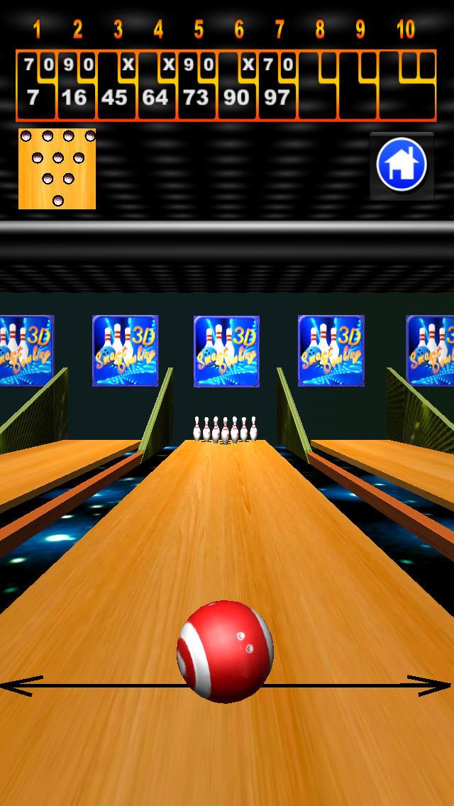スマートボウリング 3Dのスクリーンショット_2