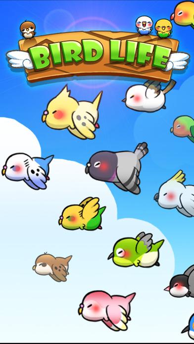 バードライフ -かわいい鳥さん無料育成-のスクリーンショット_1