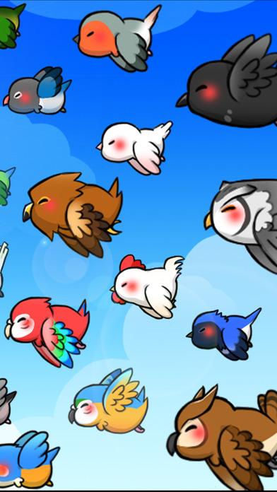 バードライフ -かわいい鳥さん無料育成-のスクリーンショット_2