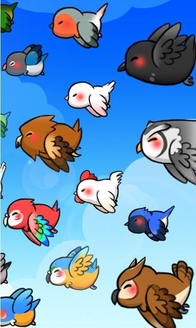 バードライフ -鳥さん育成ゲーム-のスクリーンショット_2