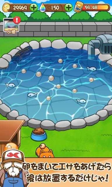 金魚コレクション - 金魚すくい無料ゲームのスクリーンショット_2