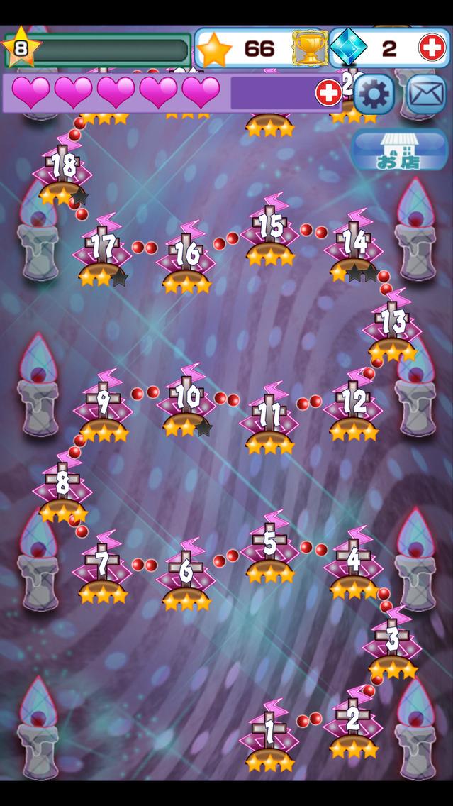 Bubble Ghostのスクリーンショット_4