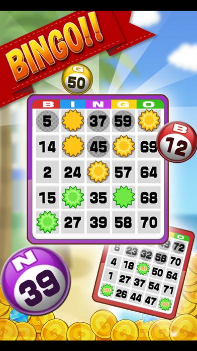 ビンゴ - Bingo gameのスクリーンショット_1