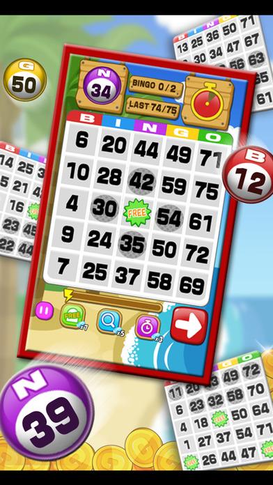 ビンゴ - Bingo gameのスクリーンショット_3
