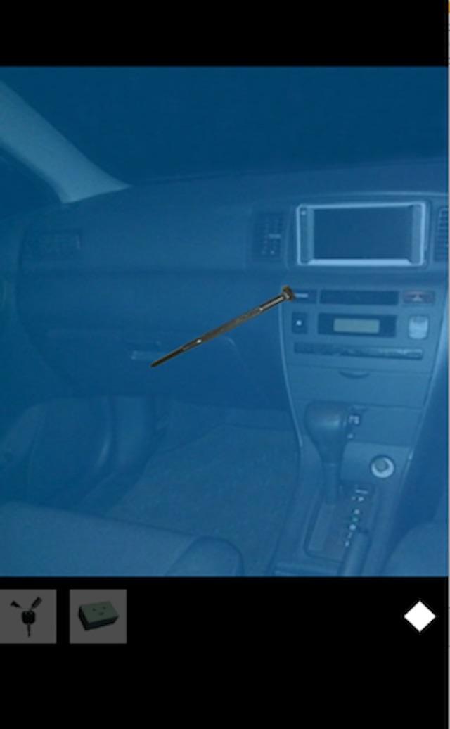 脱出サスペンスその3「車内」のスクリーンショット_3