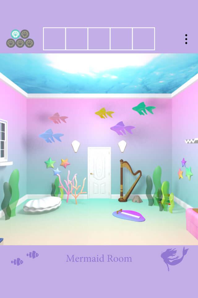 脱出ゲーム Fantasy Roomのスクリーンショット_1