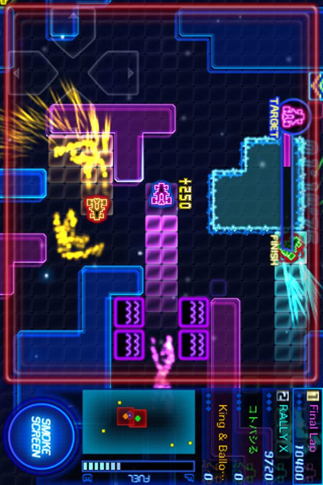 RALLY-X RUMBLEのスクリーンショット_4