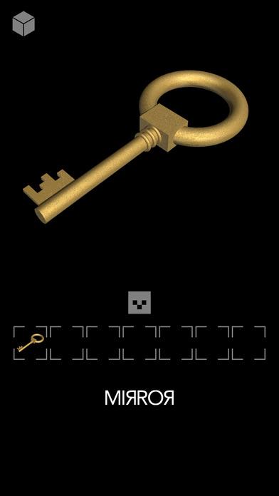 脱出ゲーム「ミラー」のスクリーンショット_4