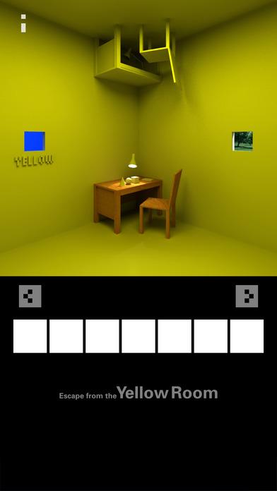 黄色い部屋からの脱出のスクリーンショット_2