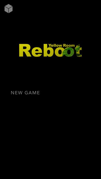 脱出ゲーム「黄色い部屋リブート」のスクリーンショット_1