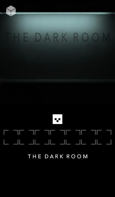 脱出ゲーム「ダークルーム」のスクリーンショット_1