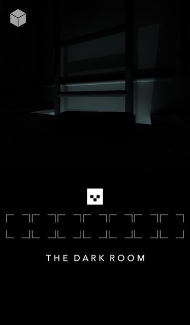 脱出ゲーム「ダークルーム」のスクリーンショット_2