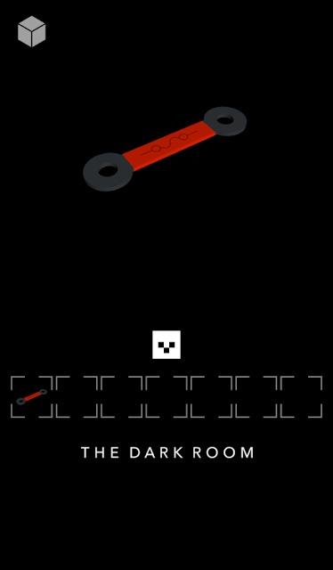 脱出ゲーム「ダークルーム」のスクリーンショット_4
