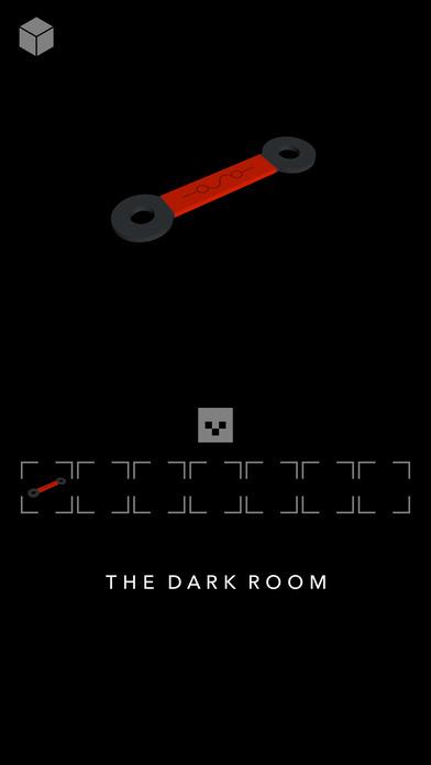 脱出ゲーム「ダークルーム」のスクリーンショット_3