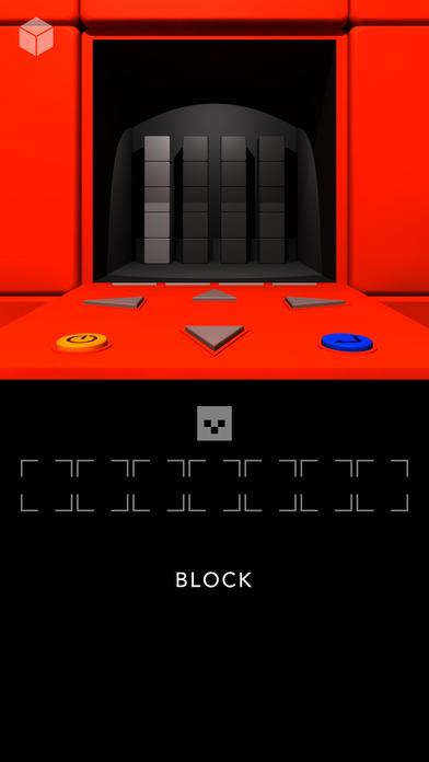 脱出ゲーム「ブロック」のスクリーンショット_3
