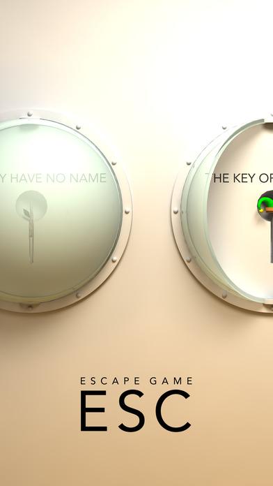 脱出ゲーム「ESC」のスクリーンショット_1