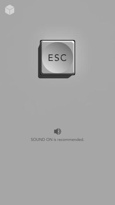 脱出ゲーム「ESC」のスクリーンショット_3