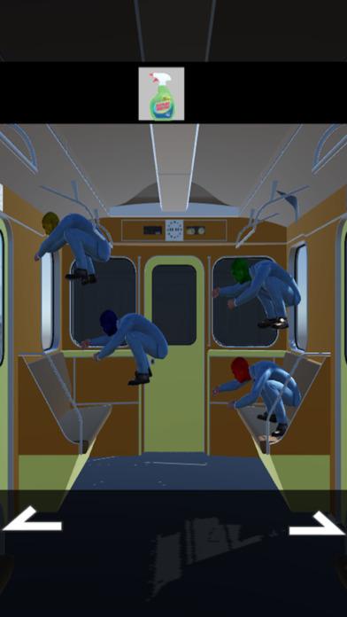 脱出ゲーム 密室電車のスクリーンショット_2