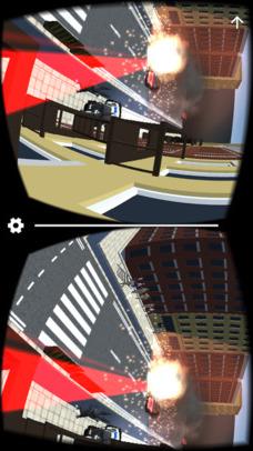 VR Beam for Google CardBoardのスクリーンショット_2