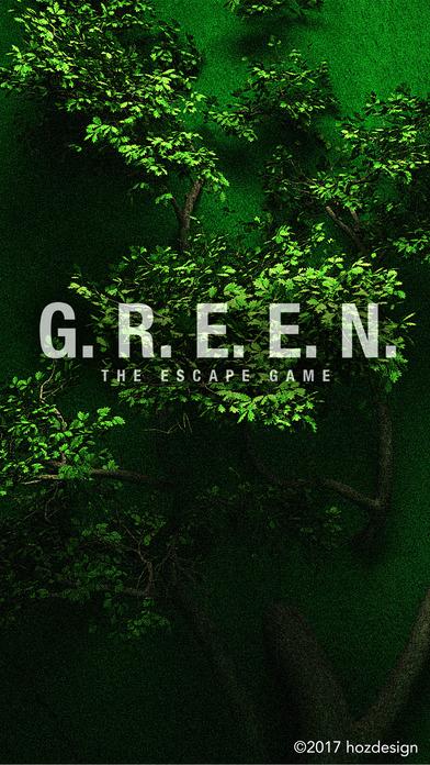 脱出ゲーム GREENのスクリーンショット_1