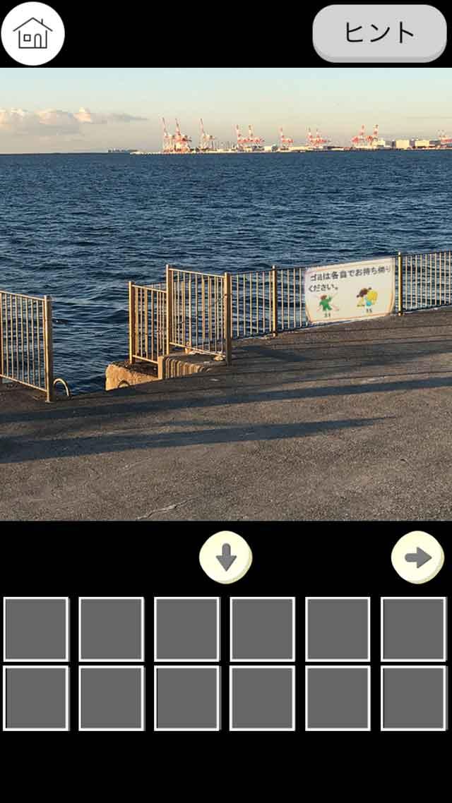 脱出ゲーム 釣り場からの脱出のスクリーンショット_3