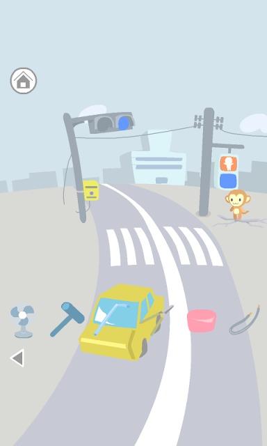 みにくいアヒルの子 -脱出ゲーム大作戦のスクリーンショット_2