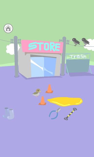 みにくいアヒルの子 -脱出ゲーム大作戦のスクリーンショット_4